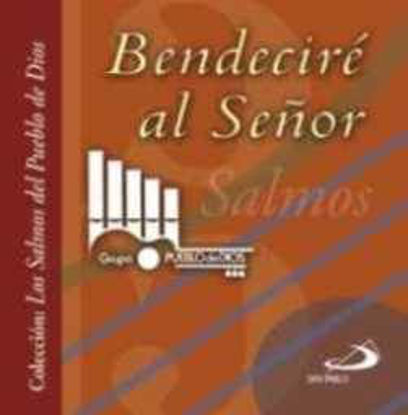 Foto de CD.BENDECIRE AL SEÑOR (SALMOS)