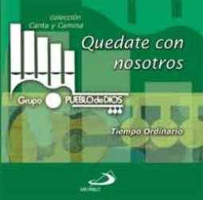 Foto de CD.QUEDATE CON NOSOTROS (ORDINARIO)