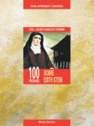 Picture of 100 FICHAS SOBRE EDITH STEIN