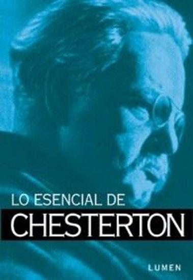 Foto de LO ESENCIAL DE CHESTERTON