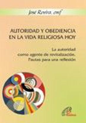 Foto de AUTORIDAD Y OBEDIENCIA EN LA VIDA RELIGIOSA HOY