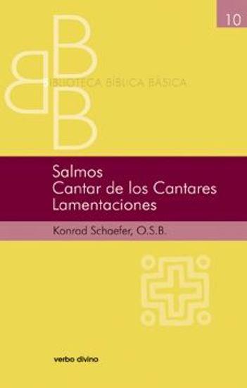 Foto de SALMOS CANTAR DE LOS CANTARES LAMENTACIONES (VD) #10