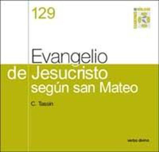 Picture of EVANGELIO DE JESUCRISTO SEGUN SAN MATEO #129