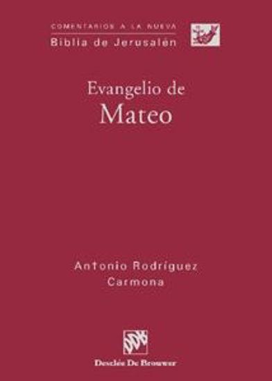 Foto de EVANGELIO DE MATEO #1A