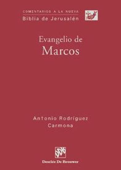 Foto de EVANGELIO DE MARCOS #1B