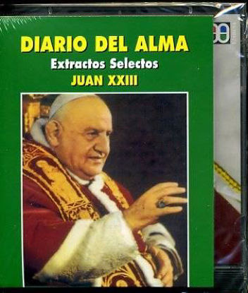 Picture of CD.DIARIO DEL ALMA (AUDIOLIBRO/EDIBESA)