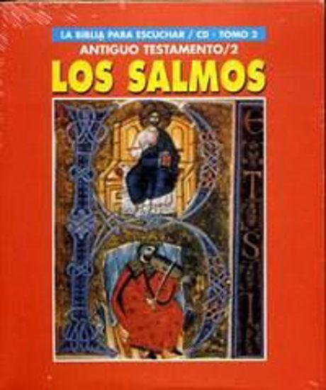 Foto de CD.SALMOS (AUDIOLIBRO)
