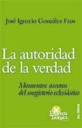 Picture of AUTORIDAD DE LA VERDAD #150