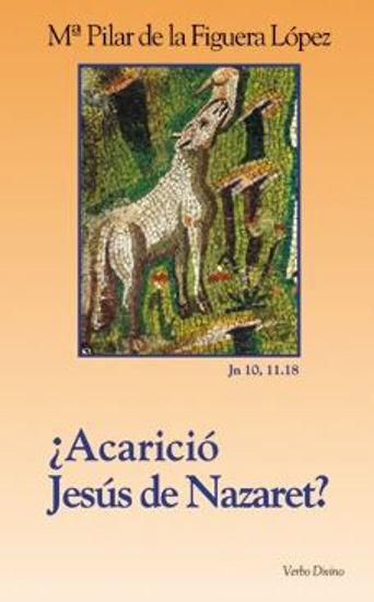 ACARICIO JESUS DE NAZARET