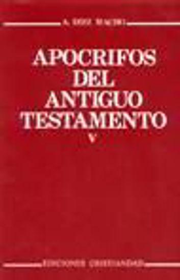 Foto de APOCRIFOS DEL ANTIGUO TESTAMENTO V