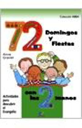 Foto de 72 DOMINGOS Y FIESTAS CUADERNO DE ACTIVIDADES (CICLO B) #12