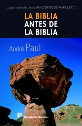Foto de BIBLIA ANTES DE LA BIBLIA #57
