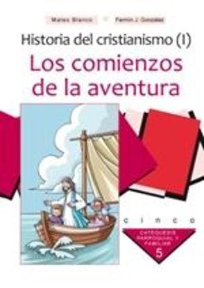 Foto de COMIENZOS DE LA AVENTURA (CURSO 5)