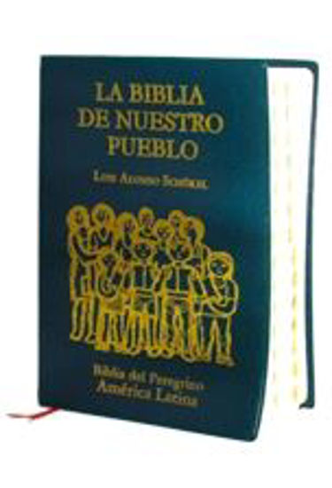 Foto de BIBLIA DE NUESTRO PUEBLO (BOLSILLO VINIYL)
