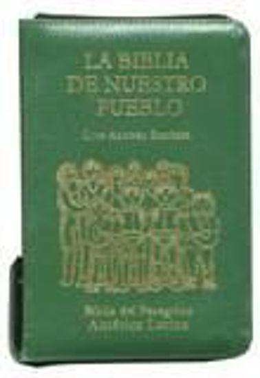 BIBLIA DE NUESTRO PUEBLO (BOLSILLO/FORRO)