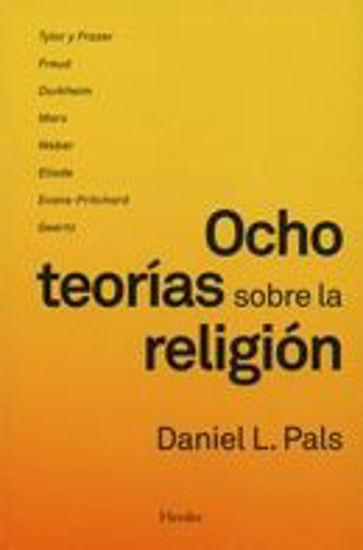 Foto de OCHO TEORIAS SOBRE LA RELIGION