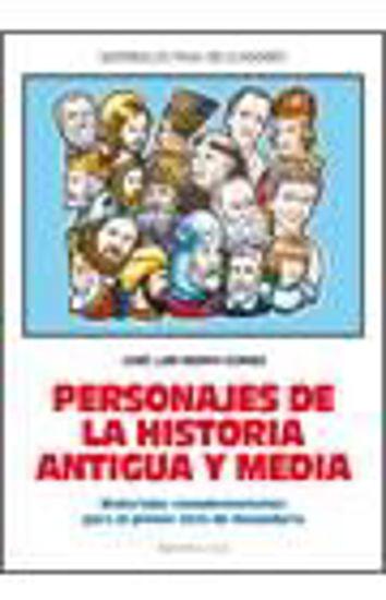 Foto de PERSONAJES DE LA HISTORIA ANTIGUA Y MEDIA #111