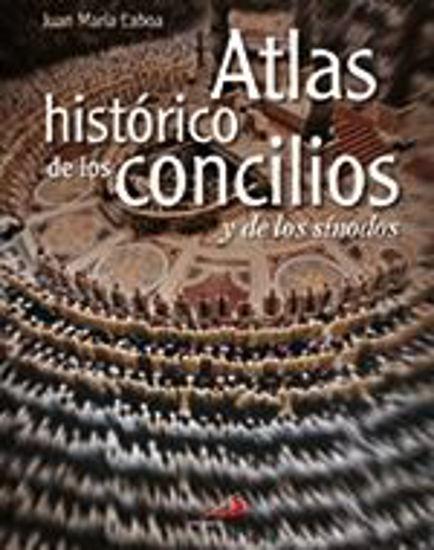 Foto de ATLAS HISTORICO DE LOS CONCILIOS Y DE LOS SINODOS