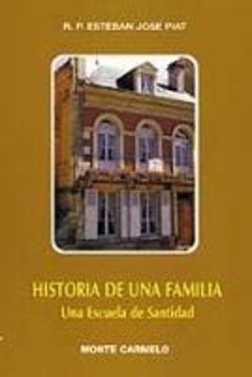 Foto de HISTORIA DE UNA FAMILIA (JOSE ESTEBAN PIAT)
