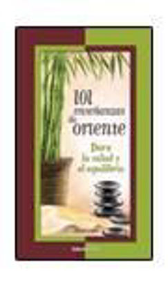Picture of 101 ENSEÑANZAS DE ORIENTE #36