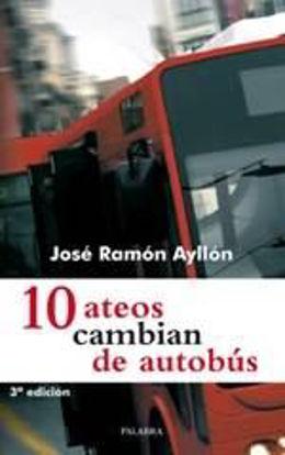 Foto de 10 ATEOS CAMBIAN DE AUTOBUS