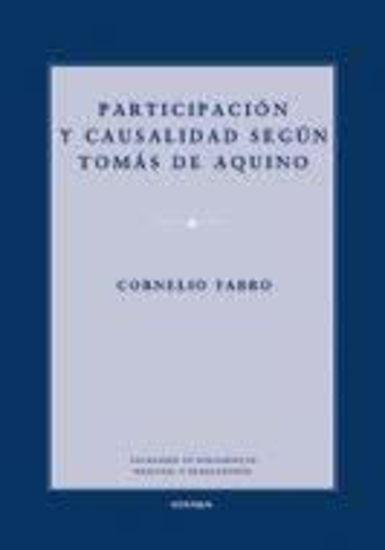 Foto de PARTICIPACION Y CAUSALIDAD SEGUN TOMAS DE AQUINO #105