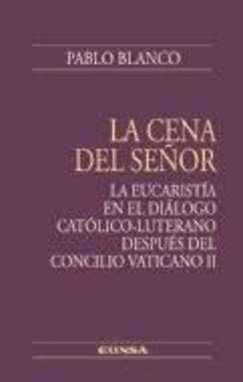 Foto de CENA DEL SEÑOR (EUNSA)