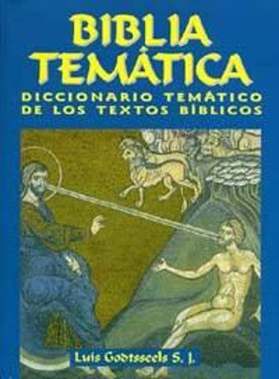 Foto de BIBLIA TEMATICA
