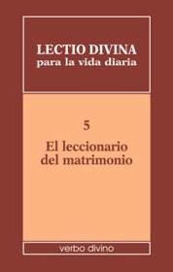 Foto de LECTIO DIVINA PARA LA VIDA DIARIA #05 LECCIONARIO DEL MATRIMONIO