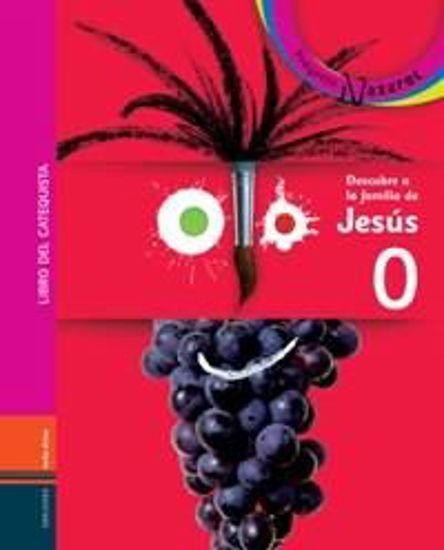 Foto de DESCUBRE A LA FAMILIA DE JESUS (LIBRO DEL CATEQUISTA)