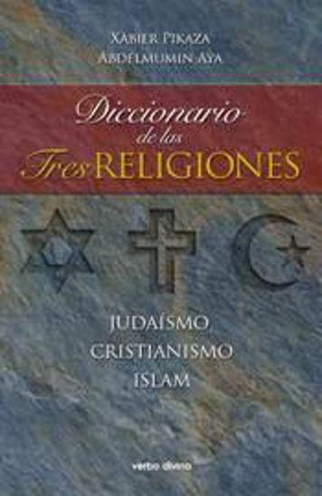 Foto de DICCIONARIO DE LAS TRES RELIGIONES