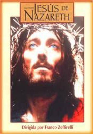 Foto de DVD.JESUS DE NAZARETH (ZEFFIRELLI)