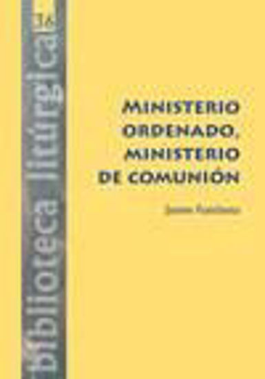Foto de MINISTERIO ORDENADO MINISTERIO DE COMUNION #36