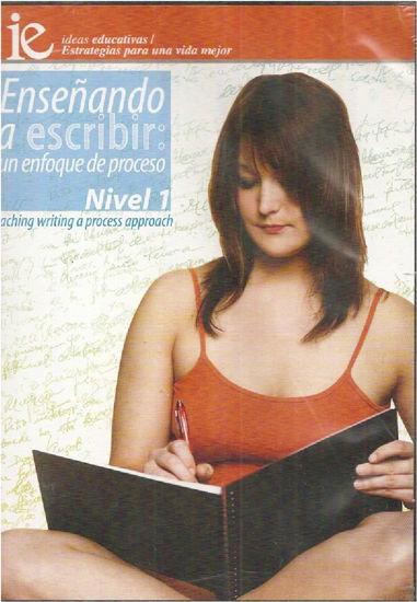 Foto de DVD.ENSEÑANDO A ESCRIBIR NIVEL 1