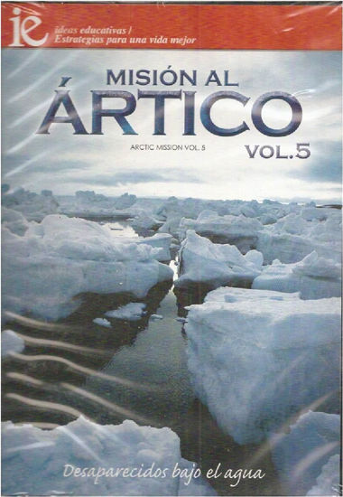 Foto de DVD.MISION AL ARTICO 5