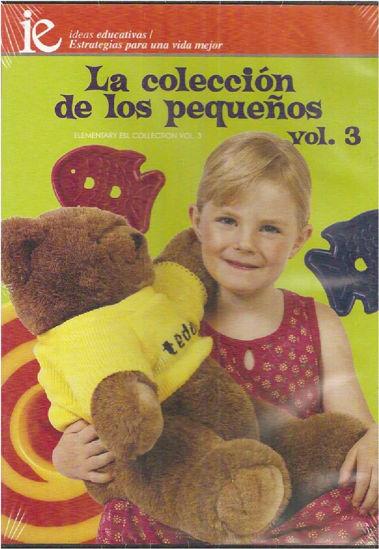 Foto de DVD.COLECCION DE LOS PEQUEÑOS VOL.3
