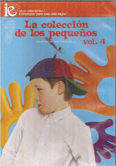 Foto de DVD.COLECCION DE LOS PEQUEÑOS VOL.4