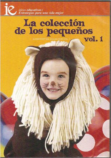 Foto de DVD.COLECCION DE LOS PEQUEÑOS VOL.1