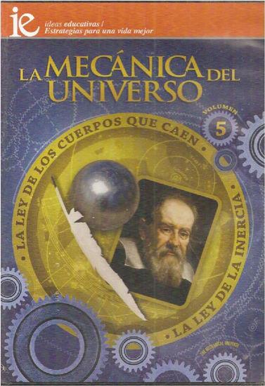 Foto de DVD.MECANICA DEL UNIVERSO #05 LEY DE LOS CUERPOS QUE CAEN