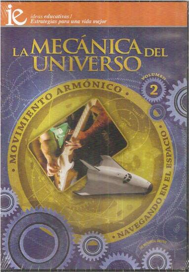 Foto de DVD.MECANICA DEL UNIVERSO #02 MOVIMIENTO ARMONICO