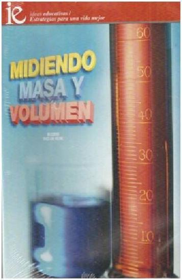 Foto de DVD.MIDIENDO MASA Y VOLUMEN
