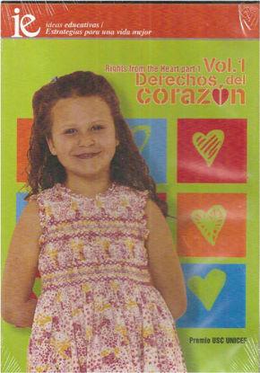 Foto de DVD.DERECHOS DEL CORAZON VOL.1