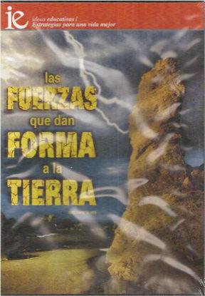 Foto de DVD.FUERZAS QUE DAN FORMA A LA TIERRA