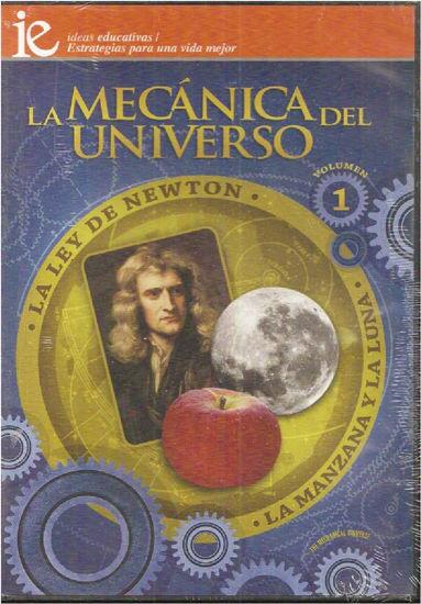 Foto de DVD.MECANICA DEL UNIVERSO #01 LEY DE NEWTON