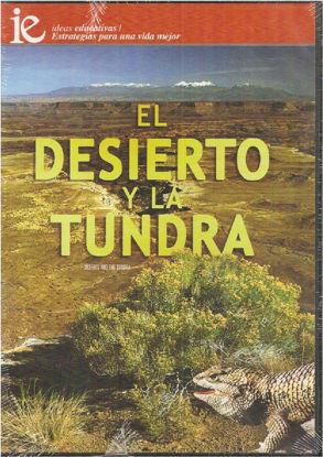 Foto de DVD.DESIERTO Y LA TUNDRA