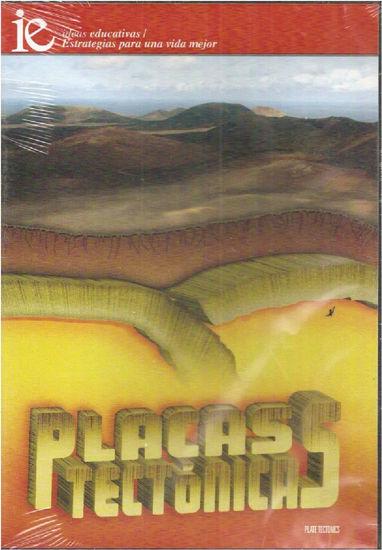 Foto de DVD.PLACAS TECTONICAS