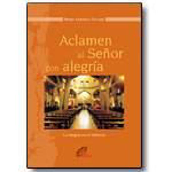 Foto de ACLAMEN AL SEÑOR CON ALEGRIA