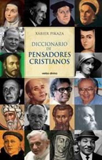 Foto de DICCIONARIO DE PENSADORES CRISTIANOS