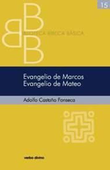 Foto de EVANGELIO DE MARCOS EVANGELIO DE MATEO #15