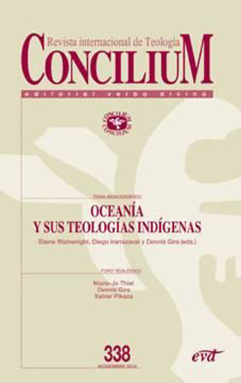 Foto de CONCILIUM #338 OCEANIA Y SUS TEOLOGIA INDIGENAS